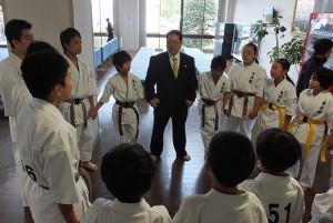 拳眞塾フォトコンテスト2014 特別賞(2)